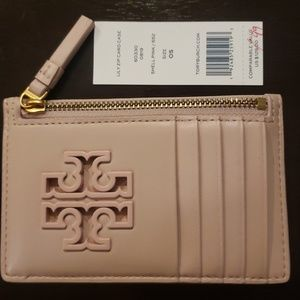Tory Burch Zip card case